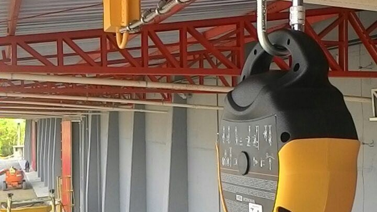 Sistema de segurança para trabalho em altura